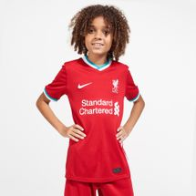 Nike Kids' Liverpool F.C. Stadium Home Jersey - 2020/21 (Older Kids)