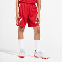 Nike Kids' Liverpool F.C. Home/Away Shorts (Older Kids) - 2020/21
