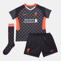 Nike Kids' Liverpool F.C. Stadium Third Kit - 2020/21 (Younger Kids)