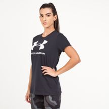 Under Armour Women's Sportstyle Graphic T-Shirt