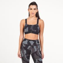 Under Armour Women's UA RUSH™ Camo Sports Bra