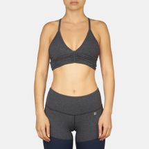 Body Language Sportswear Scrunchy Sports Bra