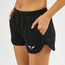 Squat Wolf She-Wolf Crop Shorts, 1401263