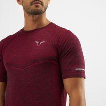 Squat Wolf Seamless Dry-Knit T-Shirt, 1401215