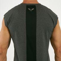 Squat Wolf Men's Statement Drop Shoulder Top, 1626079