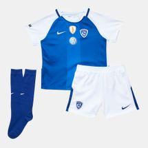 Nike Kids' Al Hilal Football Kit - 2017/18