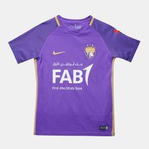 قميص نادي العين الأساسي 2017/2018 من نايك للاطفال