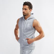 Gym King Sleeveless Hood