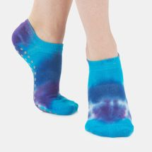 Great Soles Women's Tie Dyed Grip Socks