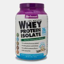 المكمل الغذائي ويه بروتين أيزوليت (نكهة الفانيلا) - 2 رطل من بلوبونيت