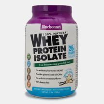 Bluebonnet Whey Protein Isolate Vanilla 2lb