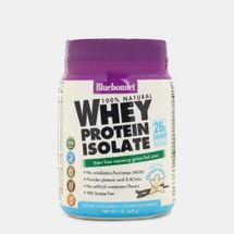 Bluebonnet Whey Protein Isolate Vanilla 1lb