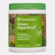 المكمل الغذائي جرين سوبرفود إنيرجي جرين 7.4 أونصة من اميزينج جراس