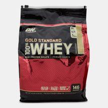 Optimum Nutrition 100% Whey Gold Standard Vanilla Ice Cream 10lb