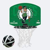 Spalding Kids' NBA Boston Celtics Micro Mini Backboard Set