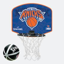 Spalding Kids' NBA New York Knicks Micro Mini Backboard Set