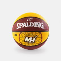 Spalding NBA Miami Heat Team Size 7 Outdoor Basketball