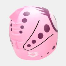 Arena Kids' Fish Cap - Pink, 1295298