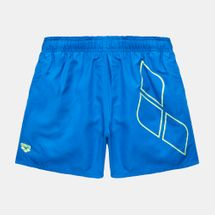 Arena Kids' Fundamentals Panel Swim Shortss