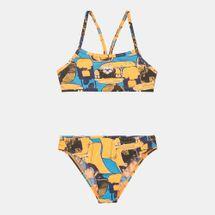 Arena Kids' Mechanic Two-Piece Swimsuit, 409427
