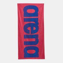 Arena Signature Logo Towel - Red, 1116932