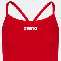 Arena Solid Light Tech High Swimsuit, 614975