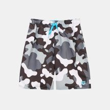Arena Kids' Camouflage Junior Long Bermuda Shorts