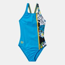 Arena Kids' Manga Panel One Piece Swimsuit