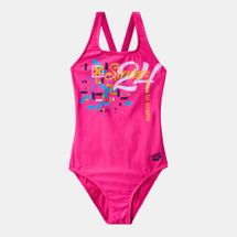 Arena Kids' Format One Piece Swimsuit