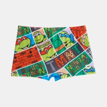 Arena Kids' Turtles Shorts (Boys), 1113927