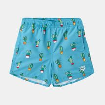 Arena Kids' Bahamas Swimming Boxers (Older Kids) Blue