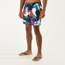 Arena Men's Camo Bozer Shorts