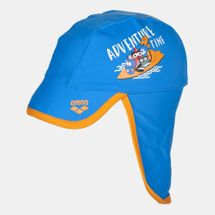 Arena Kids' Water Tribe Cap (Baby and Toddler) - Blue, 1716294