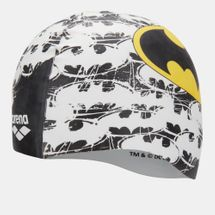 Arena Kids' Heroes Silicone Swimming Cap