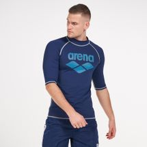 Arena Men's Rashguard Top