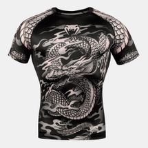 Venum Dragon's Flight Short Sleeves Rashguard Top