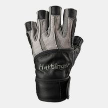 Harbinger Bioform® WristWrap Training Gloves