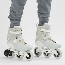 حذاء تزلج سويل ترينيتي 100 صف عجلات مفرد من باورسلايد