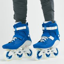 حذاء تزلج فلامينغو 125 من باورسلايد للنساء