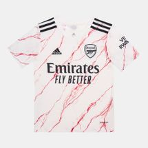 adidas Kids' Arsenal Away Jersey - 2020/21 (Older Kids)
