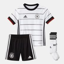 adidas Kids' Germany Home Mini Football Kit (Younger Kids)