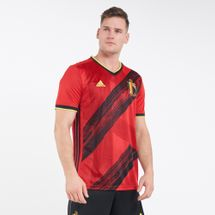 adidas Men's Belgium Home Jersey - 2020/21