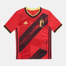 adidas Kids' Belgium Home Jersey - 2020/21 (Older Kids)