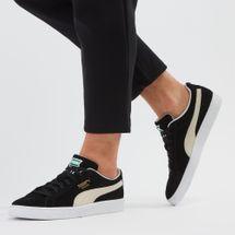 PUMA Suede Classic Shoe Black