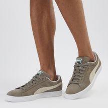 PUMA Suede Classic Shoe Beige