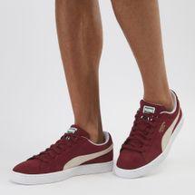 PUMA Suede Classic Shoe Red