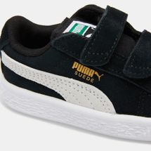 PUMA Kids' Suede 2 Straps Shoe (Baby and Toddler), 1500795