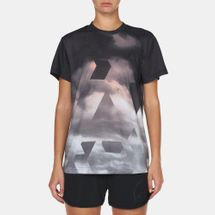 adidas Boyfriend AOP T-Shirt, 170428