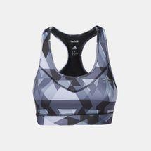 adidas TechFit™  Glo Tri Sports Bra, 170107