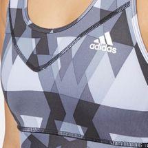 adidas TechFit™  Glo Tri Sports Bra, 170106